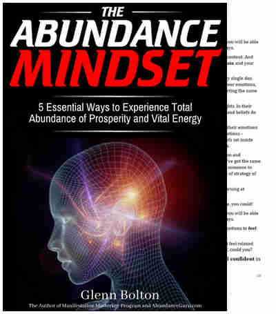 The Abundance Mindset Book